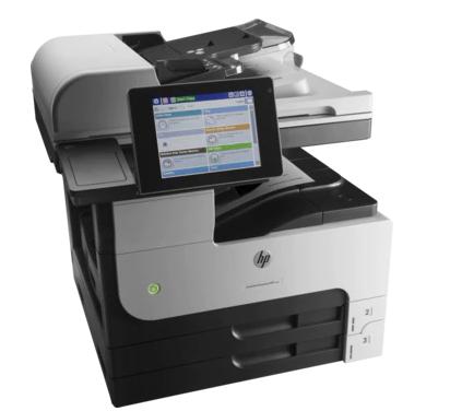 HP A3 Black & White LaserJet MFP M725DN Printer